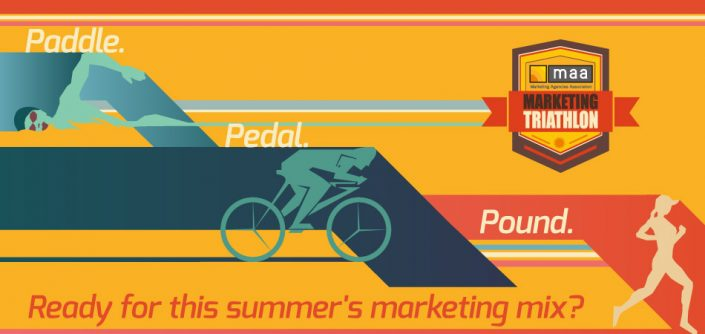 maa triathlon branding